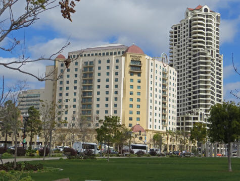 Embassy Suites in San Diego USA